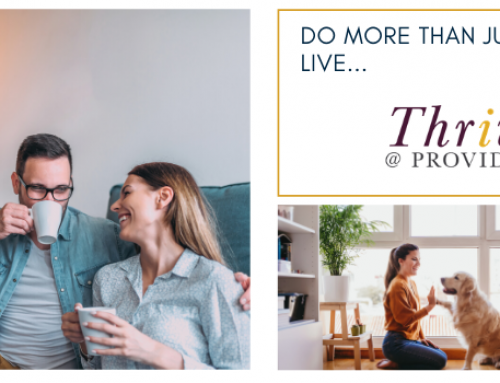 How to Purchase a Home at Thrive at Providence