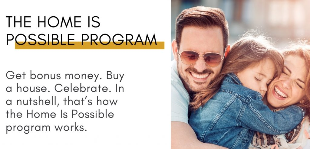 Downpayment assistance program in Las Vegas