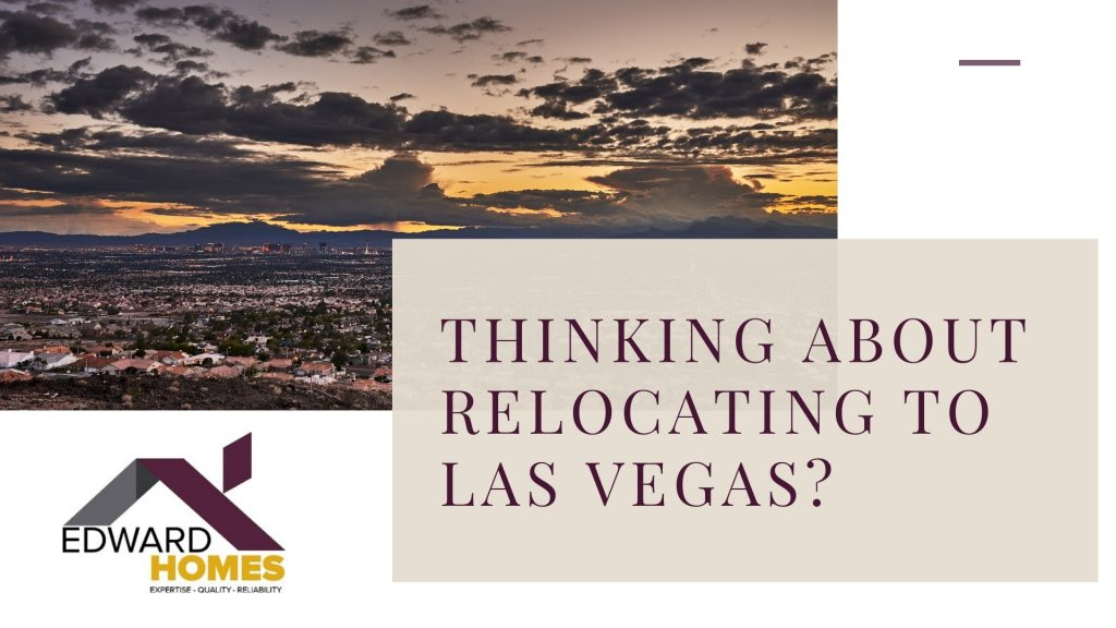 Buying a home before moving to Las Vegas