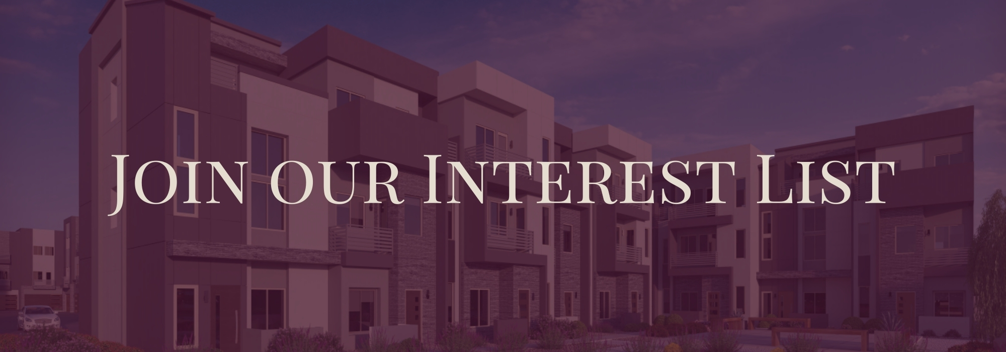 Learn more about Thrive townhomes