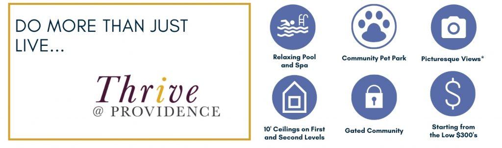 Thrive at Providence Amenities
