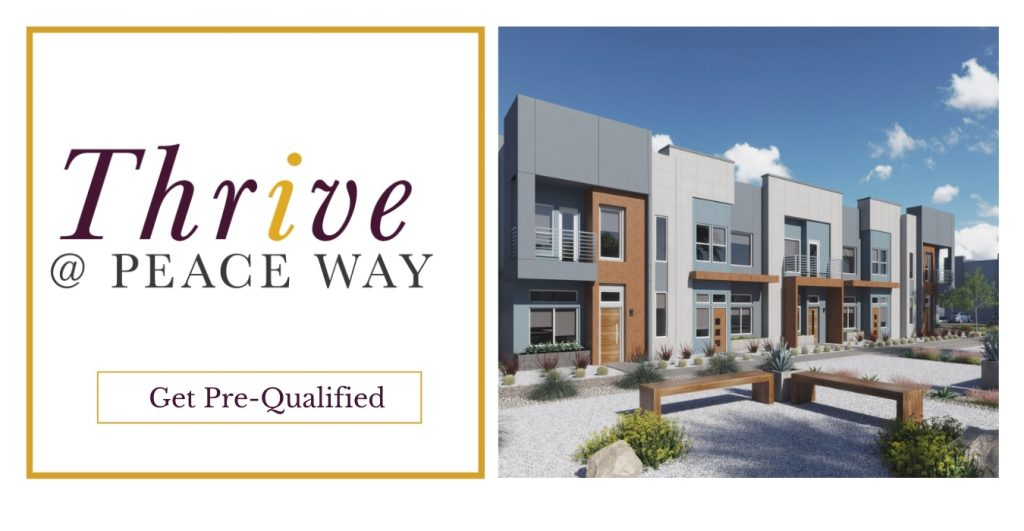 How to Buy a home at Peace Way Townhomes