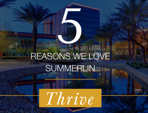 Should You Move to Summerlin?