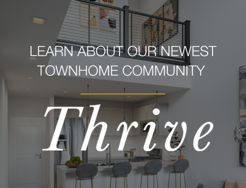 Buy a New Townhome in Summerlin